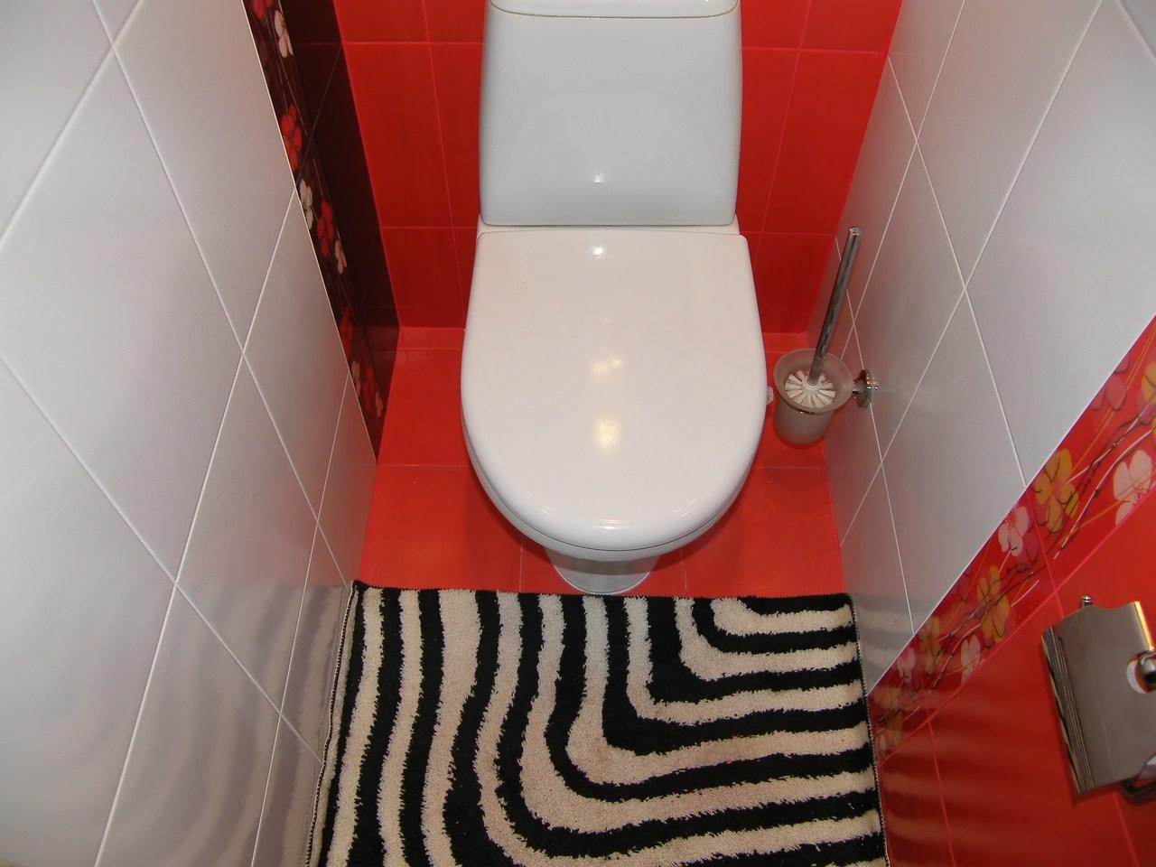 Ремонт туалетной комнаты фото 103